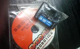 Skookum SK-360 & SJGD PG-800 Gyro Combo!