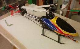 HK-500GT 3D Electric Helicopter - Bind And Fly - $75