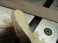 Name: 12 - Begin cutting away balsa to the mark.jpg
