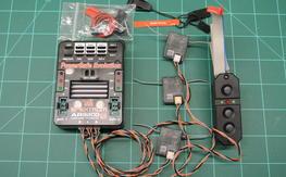 Spektrum AR 9200 Powersafe Evolution, Powerbox.