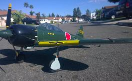 Hobby People A6M Zero and P-47 BNF