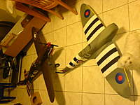 Name: P40 & Spitfire.jpg