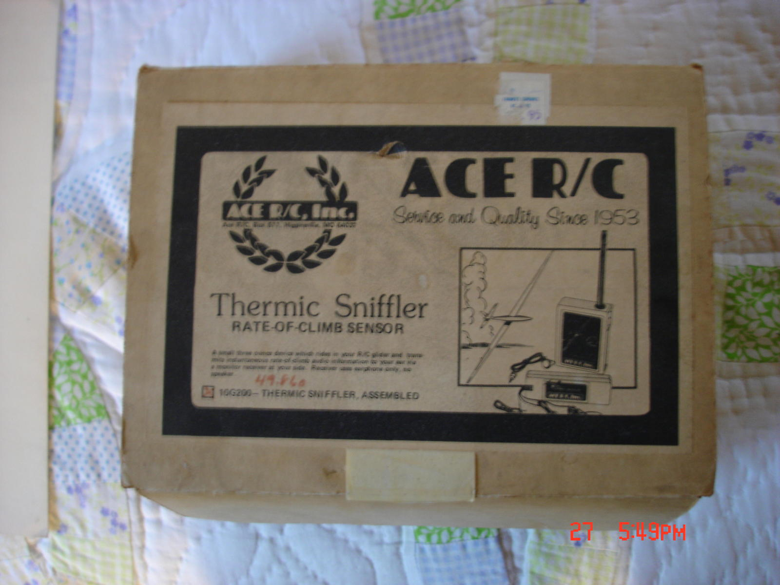 NIB ACE Thermic Sniffler