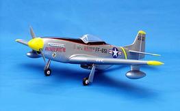 """P-51D Mustang, CMP  P-51D 140 ARF 71.5"""" span!"""