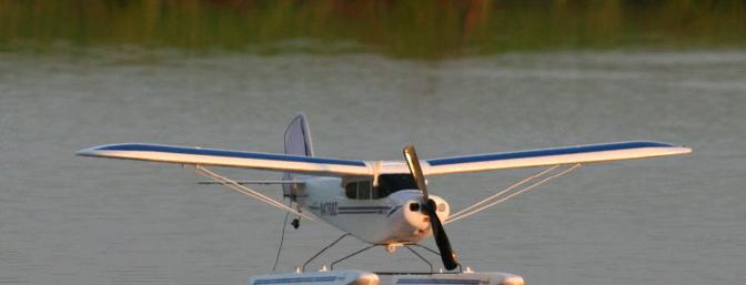 Whatever floats your... umm... Super Cub!