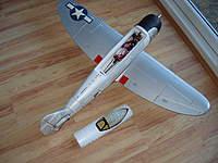 Name: Fully stripped fuselage 1.jpg Views: 132 Size: 81.6 KB Description: Fully stripped fuselage & battery cover.