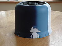 Name: J1 developement 009.jpg Views: 77 Size: 126.1 KB Description: Tough paint finish that Blue!!