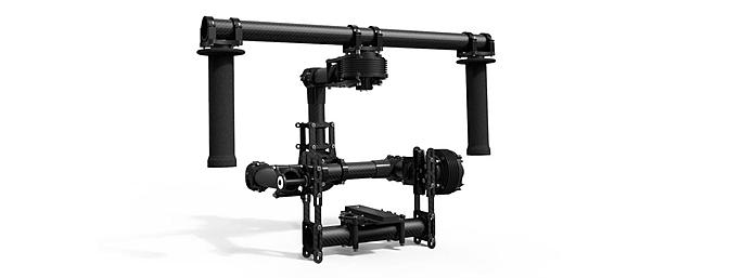 MōVI M5 Handheld can be converted for use on Multi Rotor Helicopters