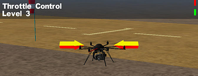 Aerosim Copter Training