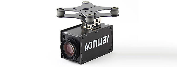 AOMWAY 10X and 30X FPV Zoom Cameras