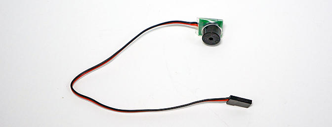 Discover Buzzer - Lost Model Alarm