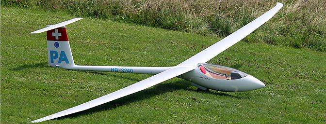 ICARE SB-14 5.14M Sailplane