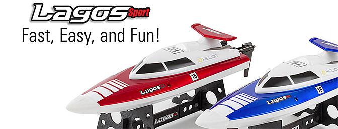 Helion Lagos Sport Boat
