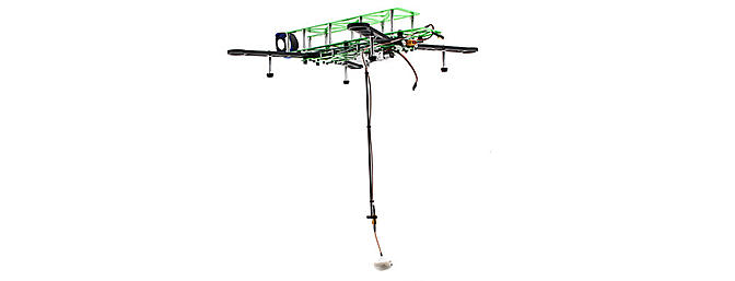 Retractable FPV Antenna System