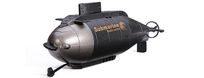 Happycow 777-216 Simulation Series RC Submarine
