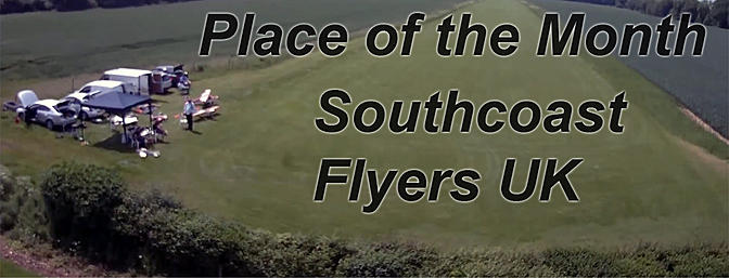RCG Place of the Month - Southcoast Flyers UK