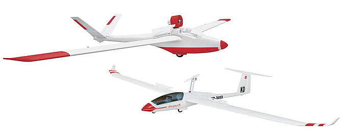 New Sailplanes for a new Flying Season