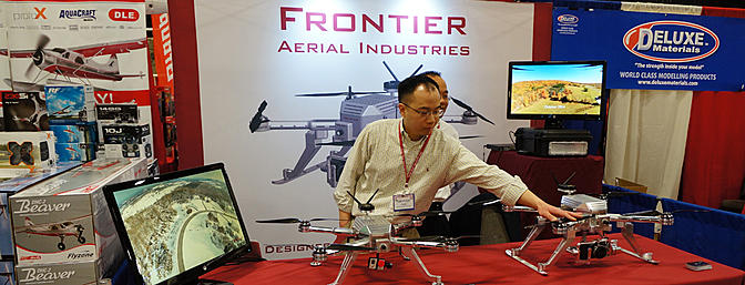 Toledo News - Frontier Aerial Industries