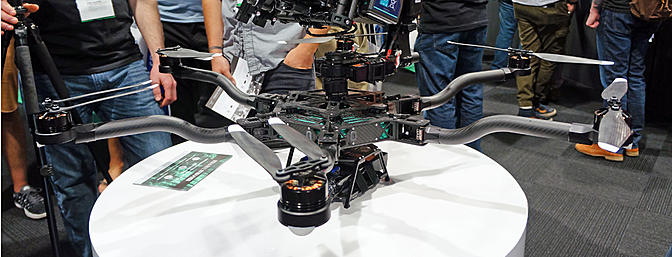 NAB News - Freefly Systems