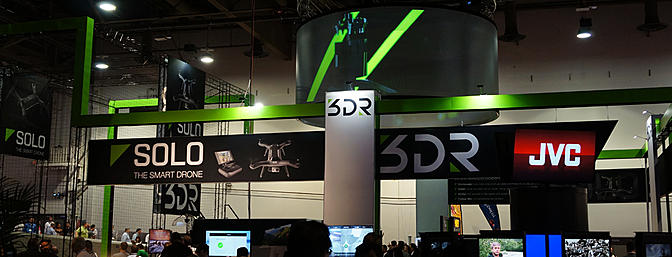 NAB News - 3D Robotics
