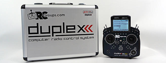 5 Favorite Features of the Jeti DS-14 Radio