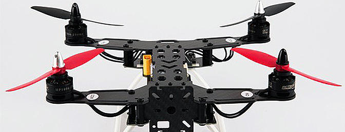 INDY250 PLUS FPV Racing Carbon Fiber Quadcopter