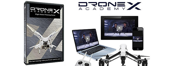 DSLRPros Drone Academy X Flight School for DJI Phantom and Inspire1