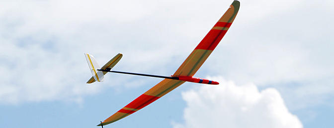 ArmSoar Composite Gliders GO DLG