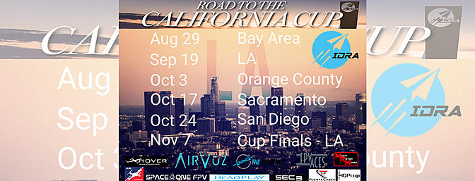 California Cup Drone Racing Series