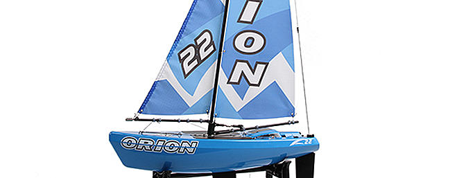 HobbyKing Orion Sailboat RTR