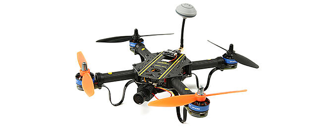 HobbyKing Jumper 260 Plus Quad Copter