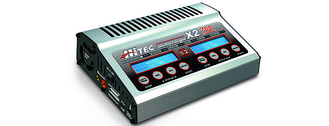 New! Hitec X2-700 DC Multi-Charger