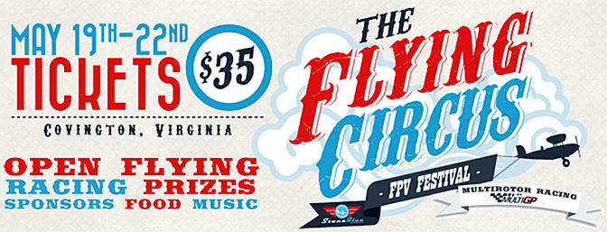 The Flying Circus FPV Festival 2016
