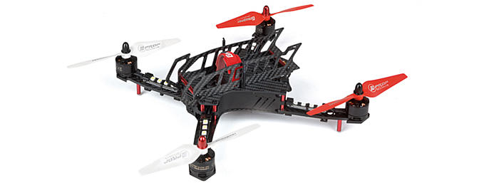 Graupner Alpha 300 3D Copter HOTT Version