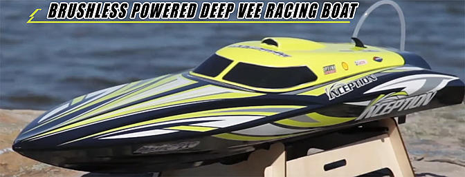 HobbyKing HydroPro Inception Deep Vee