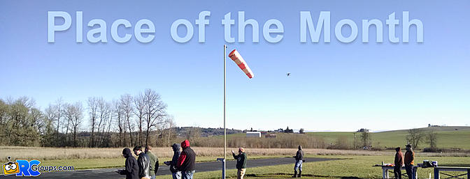 RCG Place of the Month - Benton County R/C Aerodrome