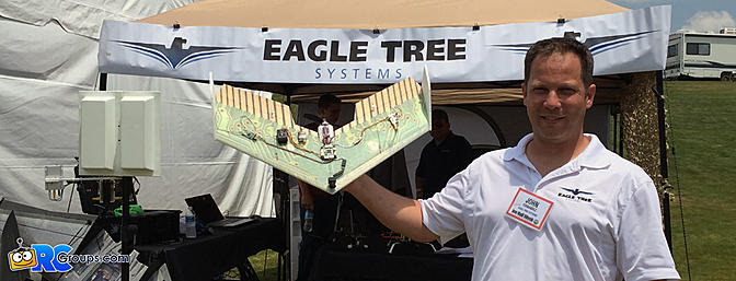 Joe Nall - Eagle Tree Systems Micro Vector First Look