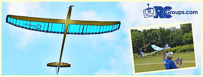 HobbyKing Dynamo Electric Glider Review