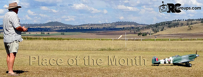 RCG Place of the Month - Toowoomba Amateur Radio Model Aero Club
