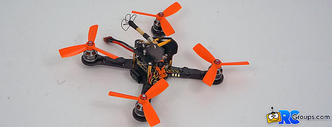 Atlanta Hobby Katana KMR X Frame First Flights