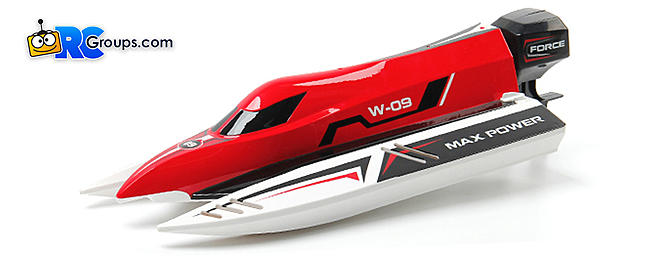WLToys F1 High Speed Racing Boat