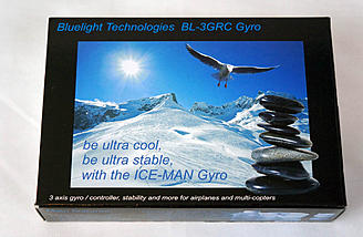 Ice-Man BL-3GRC Box