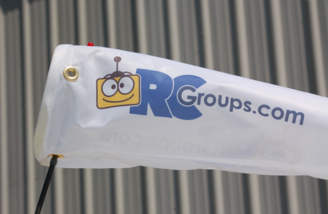 RCGroups Logo on both sides