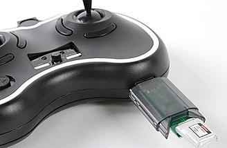 Charge via USB