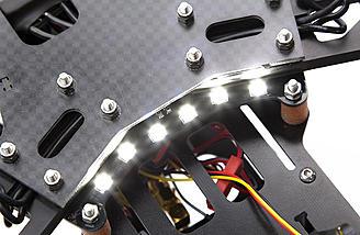 Built-In LED Lighting