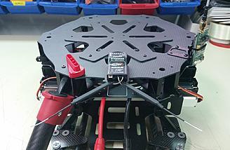 Video Tx and Antennas Mounts