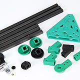 Tricopter parts