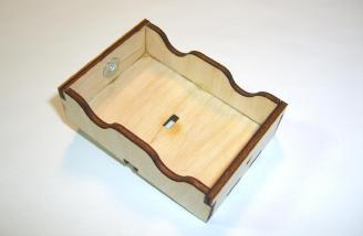 The GoPro cradle