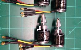 NTM Prop Drive 28-30 750kv Motors