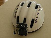 Name: HelmetCam.jpg Views: 77 Size: 55.9 KB Description: Helmet Cam is ready for action.